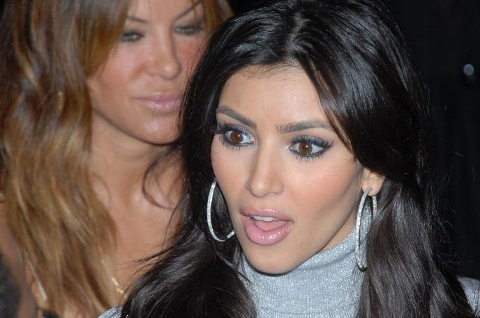 People who believe America is Good celebrate Kim Kardashian's island vacation